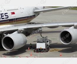 Underwing refuelling A 380
